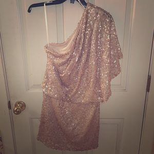 Jessica Simpson One shoulder Dress